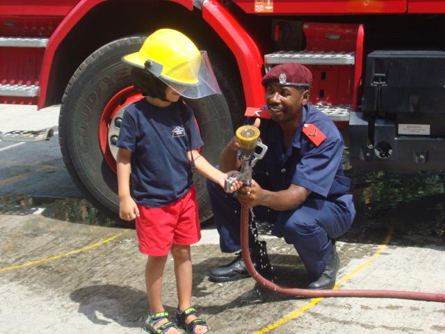 Seychelles fire services